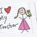 Anglų mokytoja